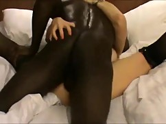 Hotwife fucks big black cock and can't get enough of ariana