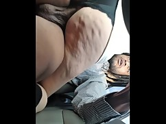 Wife, suck, fuck, big, black, cock while you drive