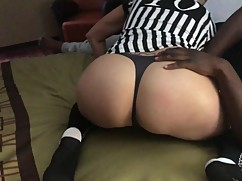 Pof stranger to fuck me while hubby movies, part 1,hotwife, big black cock