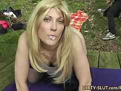Many of dick soft blonde slutwife