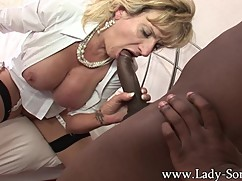 British housewives big black dick creampie 3