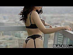 Ava dalush loves big black cock black british women's!