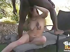 Wife interracial creampie