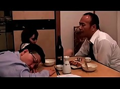 Japanese wife gets fucked beside her husband (see: only slightly.ly/2phtjtr)