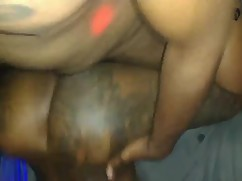 Big black cock fuck whore wife