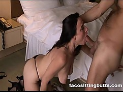 Karen kougar doesn039_t care a shit hole