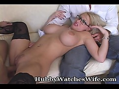 You want to fuck my wife?