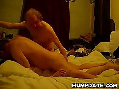 Mature wife gets fucked by a bull