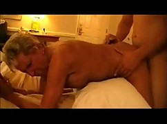 Horny amateur granny cheating wife her husband