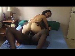 The woman speaks to her husband, as he is a big black cock - part 2 campornexposed.com