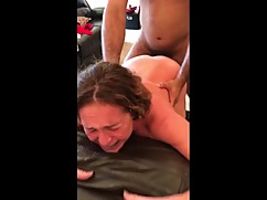 Teaser - hotwife threesome big black cock - 2. part