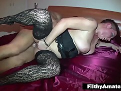 Big cocks gigolo! anal sex for a desperate housewife!