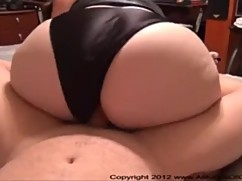 Anal big butt housewife will be butt-fucked