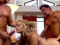 Horny housewife fucks a total stranger