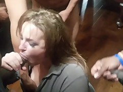 Mature fetish wife, chuck