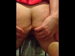 Wife hungry for big black cock