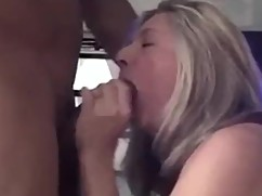 Wife likes to fuck with big cock, big black cock