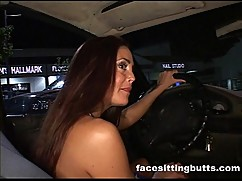 Black stud fucks milf in front of than you go to the office