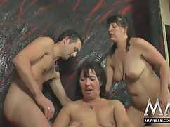 Mmv films amateur mature threesome with his wife bf