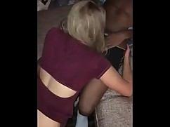 Mature hotwife hook up with a big black man