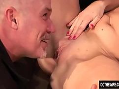 Spouse allison moore is fucked heartily by porn stud your hubby from
