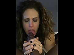 Wife big black cock in her mouth