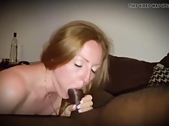 Redhead wife fucks big black cock while husband data
