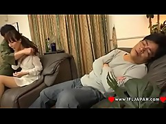 Japanese wife homam of takasaka cheating, if a spouse sleeping in the same place, more japanese xxx full hd porn www.ifljapan.com