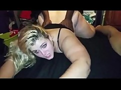 Lush wife wants to try big black cock while husband is watching