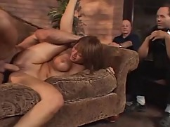 Swinger wife cheating on her hubby