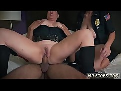 Milf wife gangbang of noise complaints to do the dirty fuckslut police like me