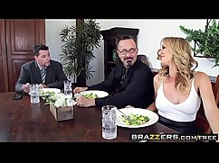 Brazzers - real wife stories - have you ever seen the parking scenes starring gabriel rossi and kieran lee
